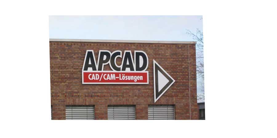 Logo von APCAD CAD/CAM-Lösungen