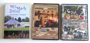 DVD-Cover gestaltet