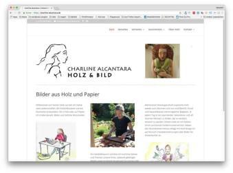 Charline Alcantara zeichnet den Alltag mit Kind