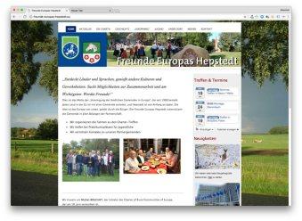 Homepage der Freunde-Europas-Hepstedt