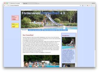 Homepage Ummelbad Hepstedt