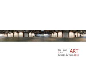 Katalog 10 Jahre Kap-Hoorn-Art | Kunst in der Halle 2018